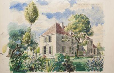 Emile Deschler, 'Homes', 1970s