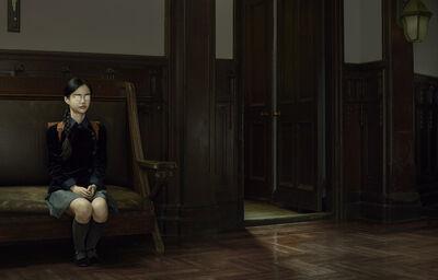 """Erwin Olaf, '""""Shanghai Fu 1088 The Waiting Room""""', ca. 2105"""