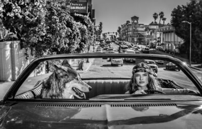 David Yarrow, 'Chateau Marmont', ca. 2019