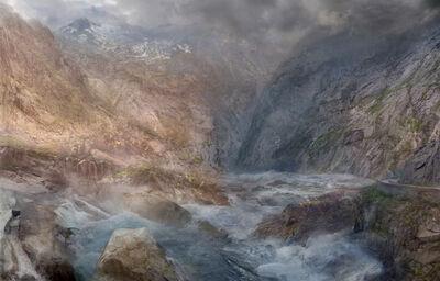 Hiroyuki Masuyama, 'J.M.T. The Pass Of St Gotthard, Near Faido, 1842-3 ', 2015