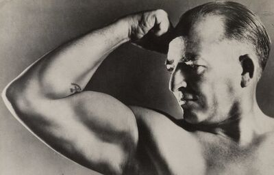 Unknown Artist, 'Tromp Van Diggelen, Strong Man', 1946