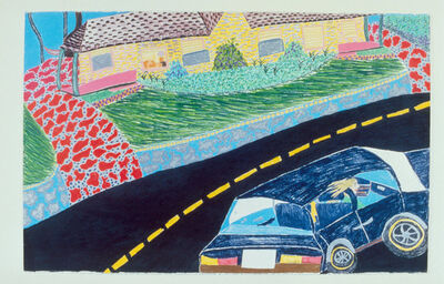 Carroll Swenson-Roberts, 'Leaving Home', 1986