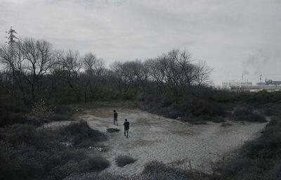 Luc Delahaye, 'Les bois de Calais', 2007