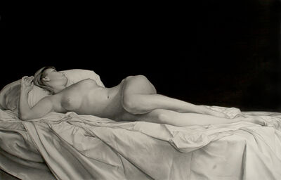 David Warren, 'Reclining Nude', 2014