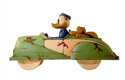Mr. Brainwash, 'Driving Duck', 2020