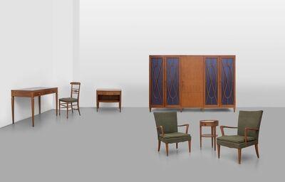 Paolo Buffa, 'A study room', early 1950's