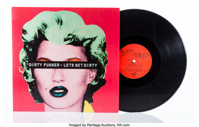 Banksy, 'Dirty Funker/Let's get dirty (Kate Moss)', 2006