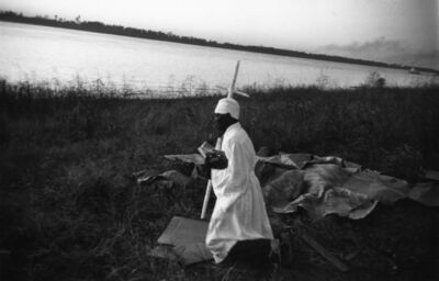 Robert Frank, 'Mississippi River, Baton Rouge, Louisiana', 1955