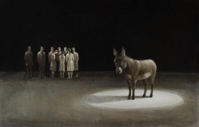 Goran Djurovic, 'Donkey II', 2017