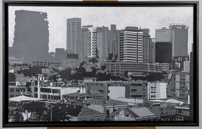 Ihosvanny Cisneros, 'Downtown NOW IV', 2015