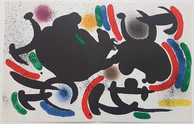 Joan Miró, 'Litografia Original VII', 1975