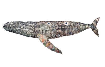 Maki Ohkojima, 'Memory of 4.6 billion years - Whale', 2017