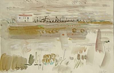 John Piper, 'The Camargue', ca. 1970