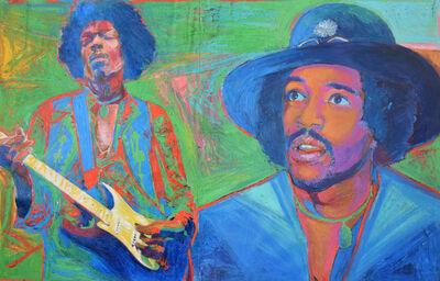 Martin Cohen, 'Jimi Hendrix', 2004