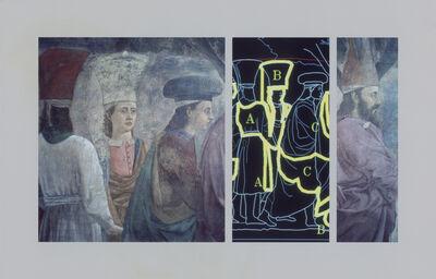Timm Rautert, 'A/B/C, from the series ARTWORK', 2001