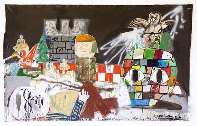 Eddie Martinez, 'Untitled', 2007