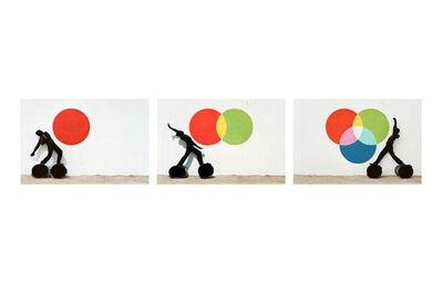 Robin Rhode, 'RGB', 2015