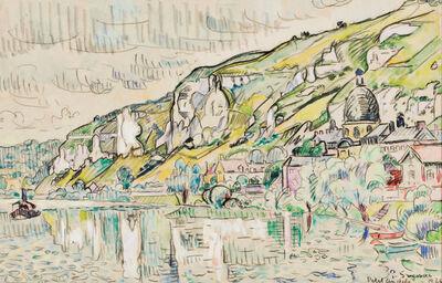 Paul Signac, 'Le Petit Andely'