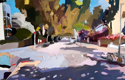 Boaz Noy, 'Spring Street', 2021