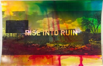 Pia Camil, 'Rise Into Ruin V', 2013-2018