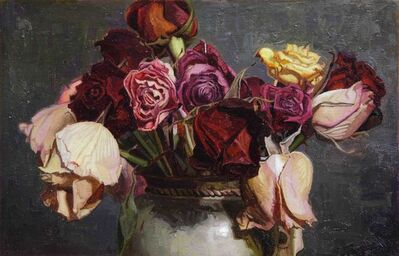 Greg Gandy, 'Still Life with Dead Roses', 2014