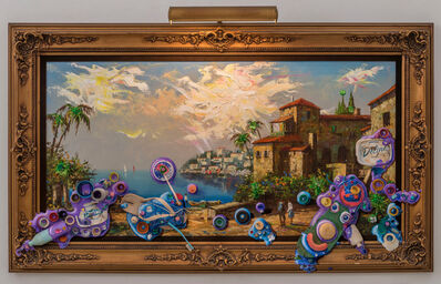 Kenny Scharf, 'Trashacation', 2015