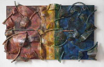 Kishi Ui, 'Two and a Half Two / 2 - 1 - 2', 1985
