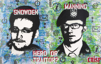 Crisp, 'Snowden / Manning: Hero or Traitor', 2016