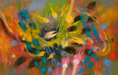 Carlos Jacanamijoy, 'Un Canto Ave humano', 2015