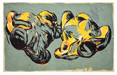 Luis Frangella, 'Untitled', 1983