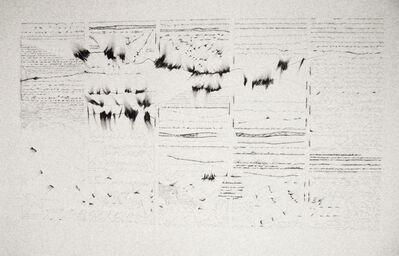 Mirtha Dermisache, 'Texto mural 3', 2007