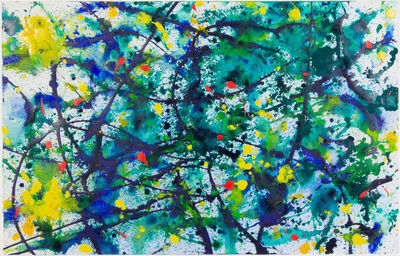 Sam Francis, 'Untitled (SF88-449)', 1988