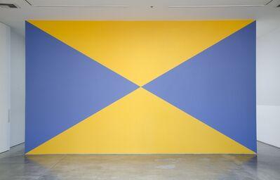 Olivier Mosset, 'Untitled', 2010-2013