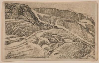 Rockwell Kent, 'Tierra del Fuego', 1924