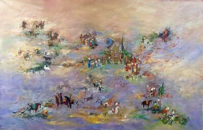 Nurieh Mozaffari, 'Passage du temps I ', 2016