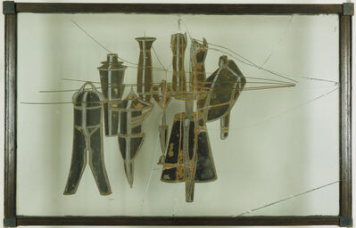 Marcel Duchamp, 'Neuf Moules Mâlic (Nine Malic Moulds)', 1914-1915