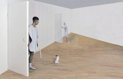 Lv Yanxiang, 'I  am not My Imitator', 2014