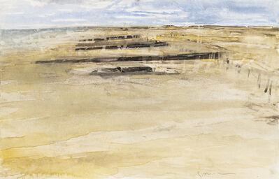 Gottfried Salzmann, 'Brise lame I', 1990