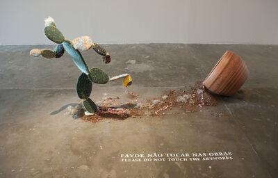 Nilbar Güres, 'Escaping Cactus', 2014