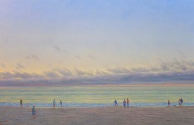 Willard Dixon, 'Evening Beach III', 2017