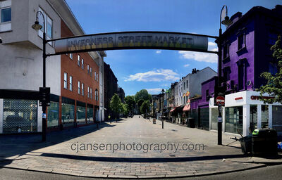 Christina Jansen, 'Camden in Colour', 2020