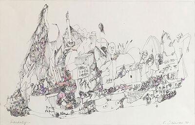 Samia Osseiran Junblat, 'Fantasy', 500