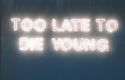 Aldo Chaparro, 'TOO LATE TO DIE YOUNG', 2013