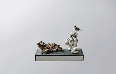 Zheng Zaidong, '中国雕塑的学习 No. 4 Chinese sculpture study No. 4', 2016
