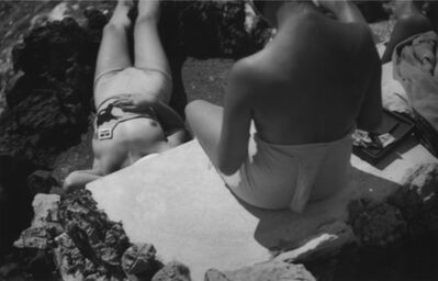 Jacques Henri Lartigue, 'Cap d'Antibes, August', 1932