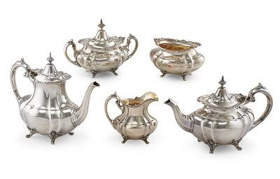 Reed & Barton, 'Reed & Barton Sterling Silver Tea Service', 1950-52