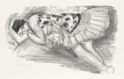 Henri Matisse, 'Danseuse Endormie au Divan', 1925-26