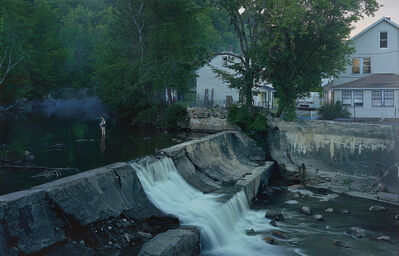 Gregory Crewdson, 'Untitled (Natural Bridge)', 2007