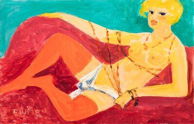Salvatore Fiume, 'Model', 1978