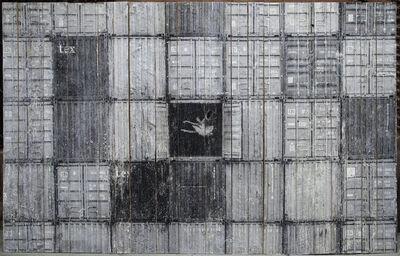 JR, 'Métal et Tutu, Le Havre', 2014